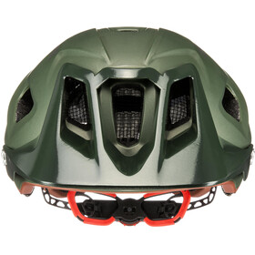 UVEX Quatro Integrale Fietshelm, green